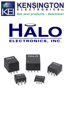 Halo's Low Power Magnetics