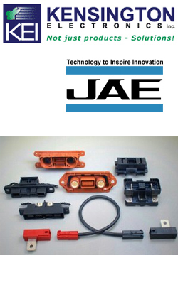 JAE battery connector technology