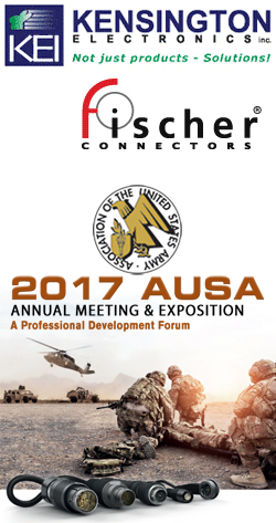 Fischer and Kensington to exhibit at AUSA 2017 expo