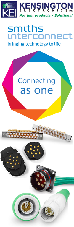 Kensington is proud to announce the expansion of the Smiths Interconnect line