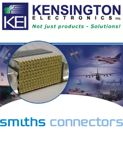Smith Connectors' Ruggedized KVPX Connector